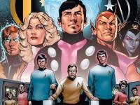 Star Trek / Legion of Super Heroes