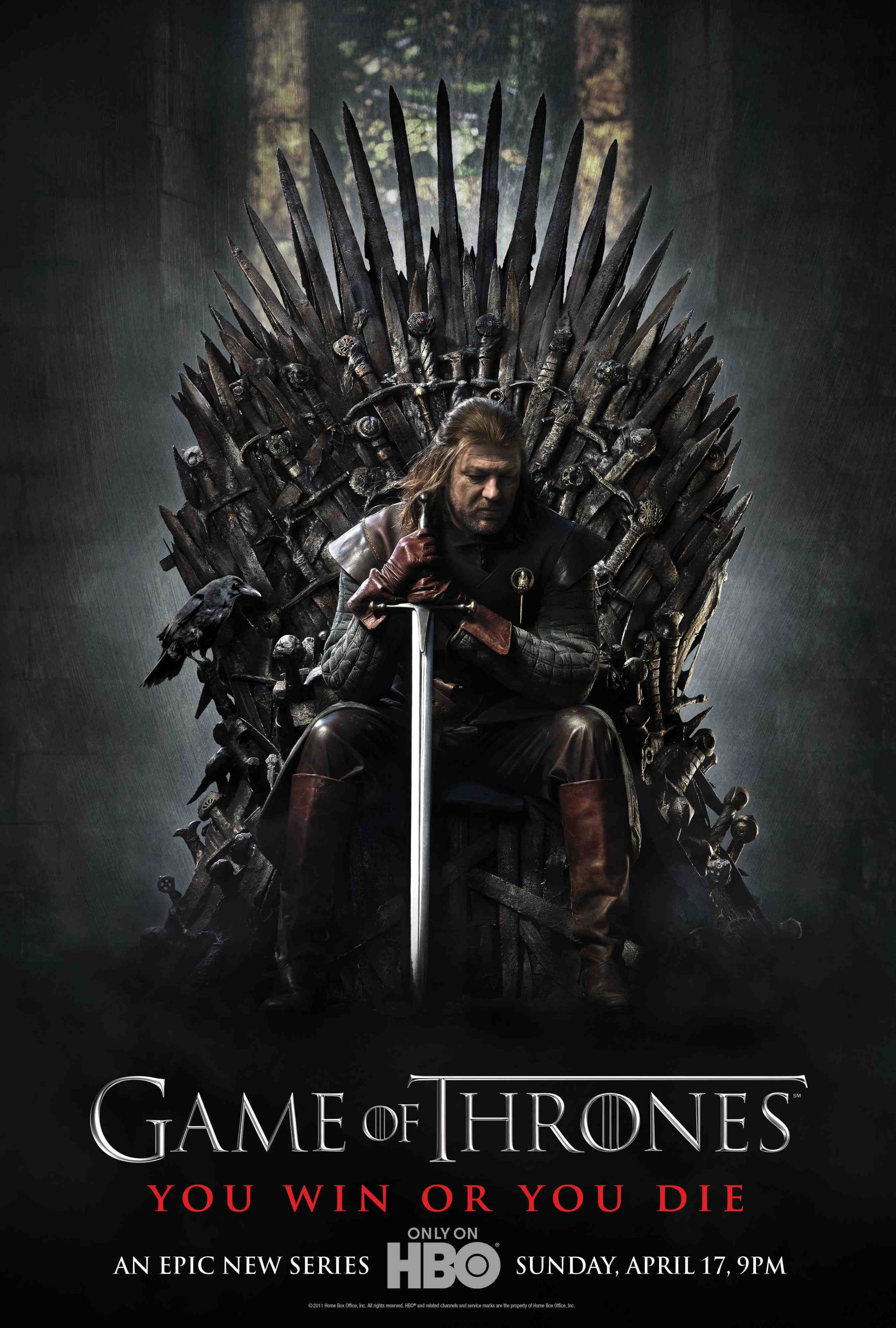 Poster Game of Thrones HBO