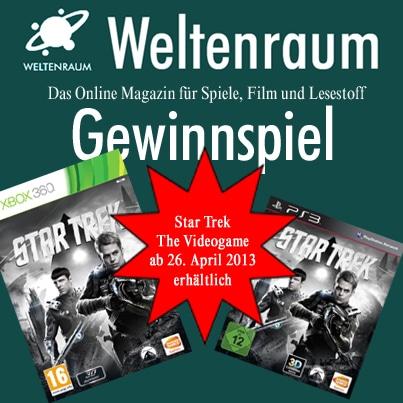 Gewinnspiel Star Trek Videogame