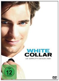 White Collar Staffel 2 - Cover