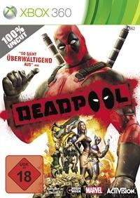 Deadpool auf dem Cover