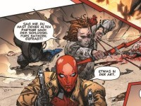 Red Hood und die Outlaws Megaband #1