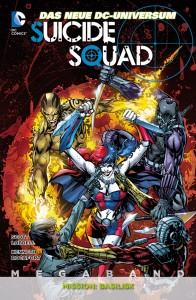 Cover vom Suicide Squad Megaband #1
