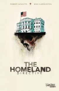 Cover von The Homeland Directive