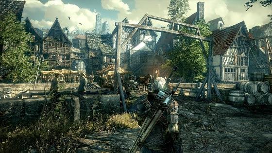 Der Hexer Geralt von Riva