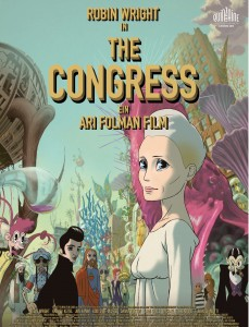 The Congress. Alle Rechte bei Bridgit Folman Film Gang, Pandora Film, Entre Chien et Loup, Paul Thiltges Distributions, Opus Film, ARP und polyfilm.