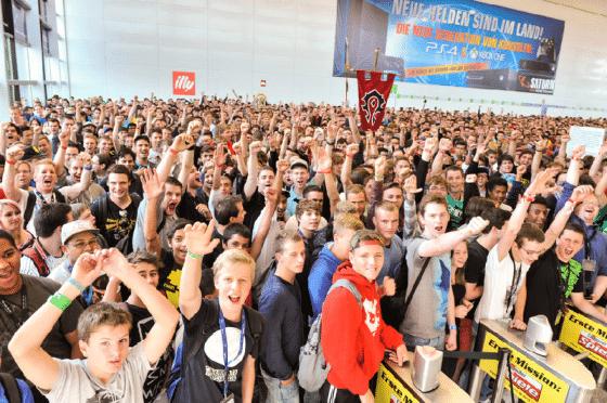 Impressionen von der gamescom 2013.