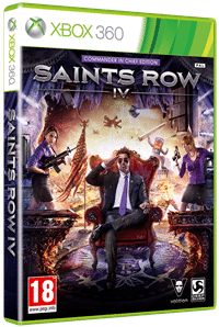 Cover von Saints Row IV