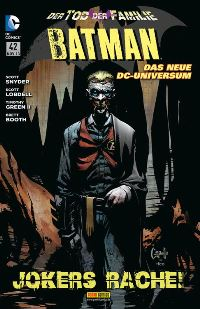 Cover von Batman #42