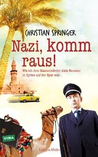 Cover von Nazi, komm raus!