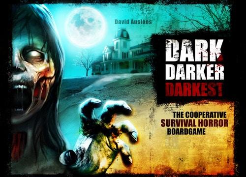 Dark Darker Darkest. Rechte bei Queen Games