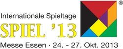 Spiel '13 in Essen von 24.-27. 10. 13 - Rechte bei Friedhelm Merz Verlag