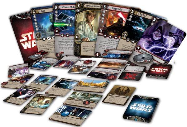 Star Wars LCG Inhalt