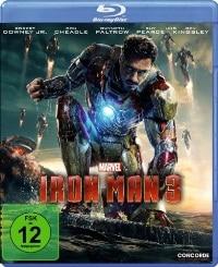 Iron Man 3 Cover