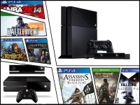XBox One & PlayStation 4 – Launch Games