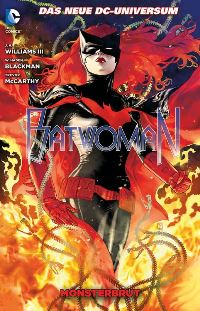 Batwoman 3 Cover