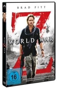 DVD Cover World War Z