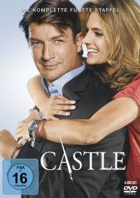 Castle - Staffel 5 Cover