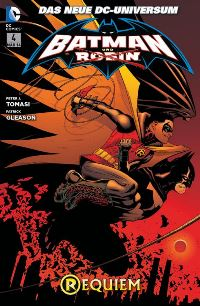 Batman & Robin Cover