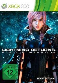 Final Fantasy XIII - Lightning Returns Cover