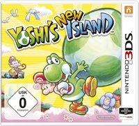 Yoshis New Island - Cover