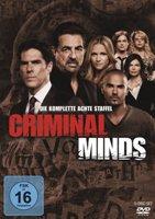Criminal Minds 8 - Cover