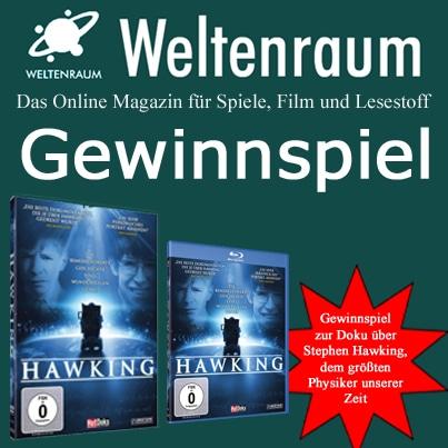 Gewinnspiel Hawking