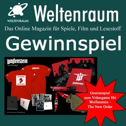 Gewinnspiel Wolfenstein