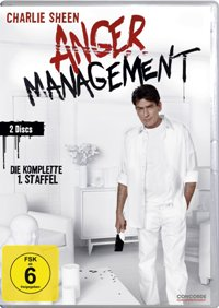 Anger Management - Staffel 1, Cover