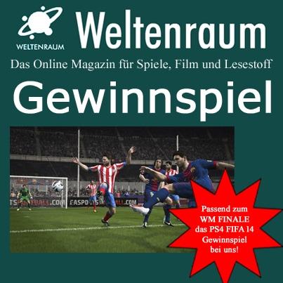 Gewinnspiel FIFA 14