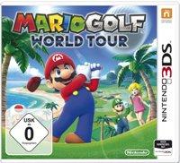 Mario Golf - World Tour, Cover
