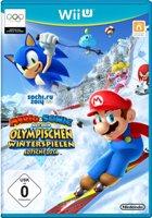 Mario & Sonic bei den Olympischen Winterspielen: Sotschi 2014 - Cover