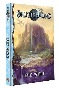 Cover vom Splittermond Die Welt