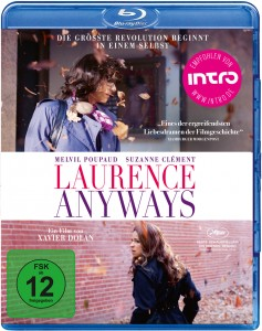 Laurence Anyways - Cover