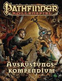 Pathfinder Ausrüstungskompendium - Cover