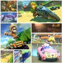 Mario Kart 8 - Paket 1, Eindrücke