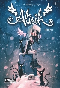 Alisik, Band 2 Winter - Cover