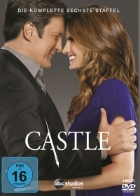 Castle Staffel 6 - Cover