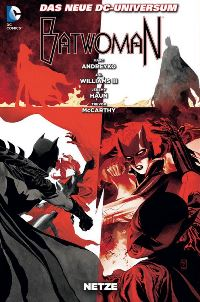 Batwoman 5 Cover