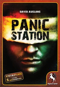 Panic Station - Cover