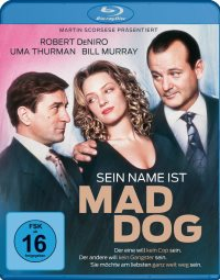Sein Name ist Mad Dog - Cover