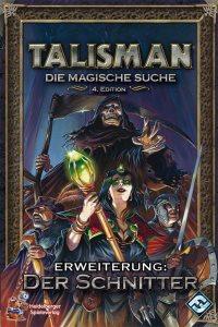 Talisman Erweiterung - Der Schnitter, Cover