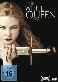 The White Queen - Staffel 1, Cover