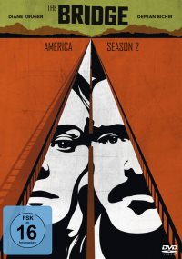 The Bridge - America - Staffel 2, Cover