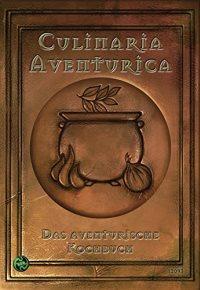 Culinaria Aventurica - Cover