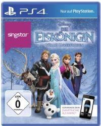 Singstar Die Eiskoenigin - Cover
