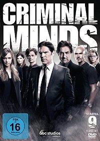 Criminal Minds Staffel 9 - Cover