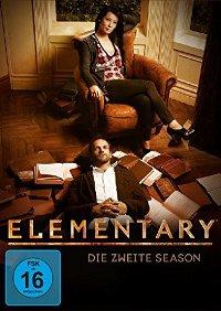 Elementary Season 2 - Cover