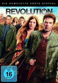 Revolution Staffel 1 - Cover