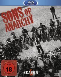 Sons of Anarchy - Staffel 5 - Cover